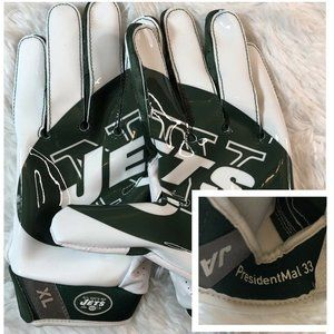 Nike Vapor Jet 4.0 Jamal Adams Football Gloves